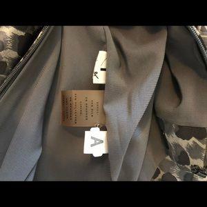 Ann Taylor Skirts - {Ann Taylor} silk animal print skirt